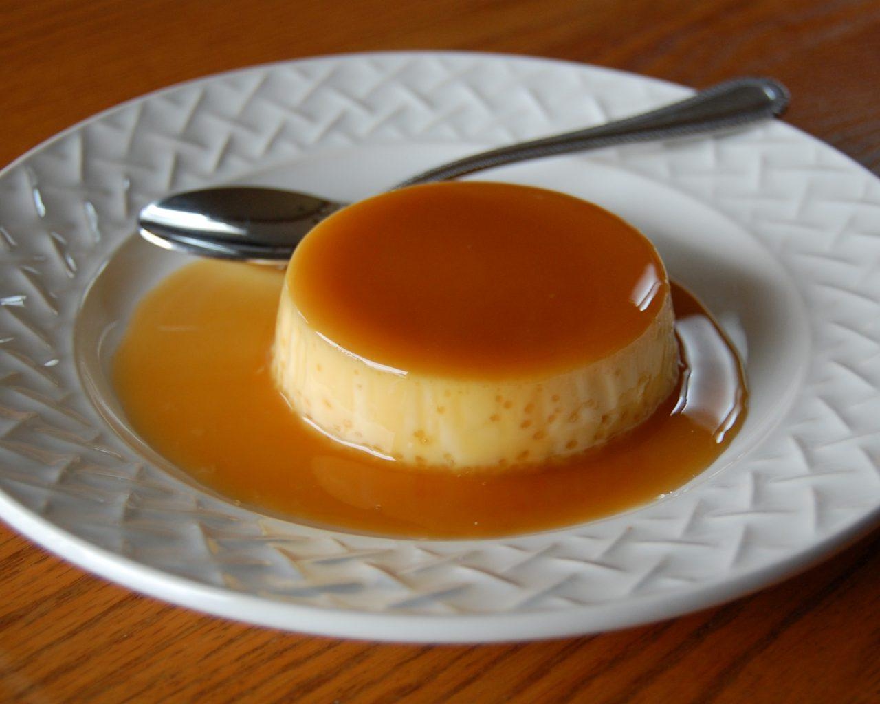 Пудинг сладкий рецепты пошагово