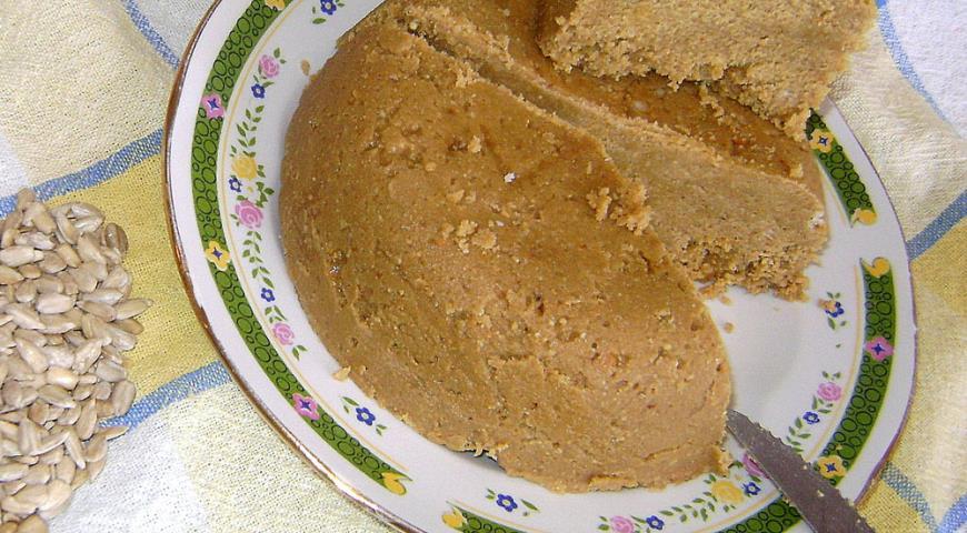 Рецепт: Халва подсолнечная с фото, готовим пошагово в домашних условиях