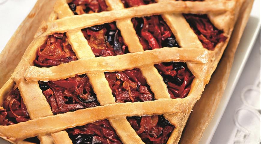 Пирог пошаговый рецепт фото
