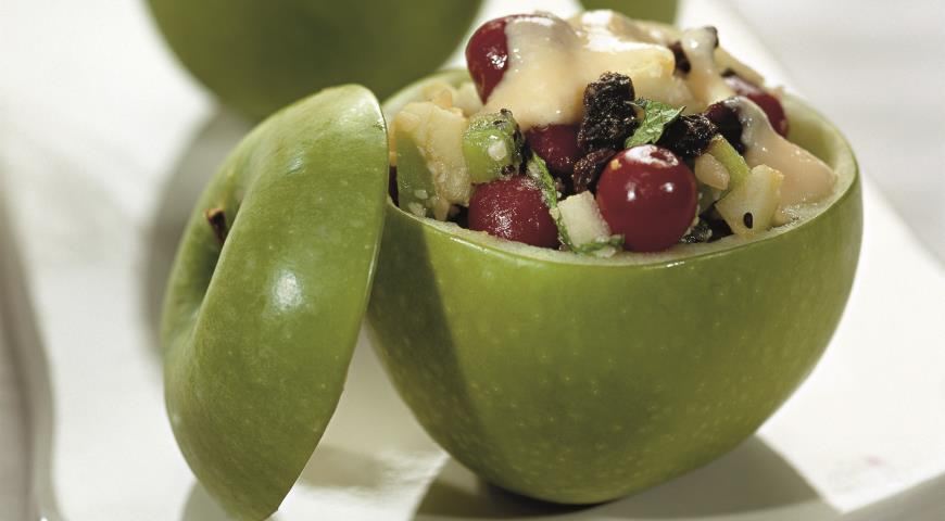 Фото рецепт фруктового салата