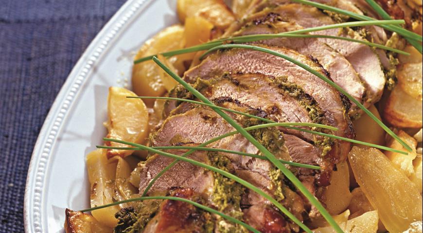 свиная грудинка тушеная рецепты приготовления