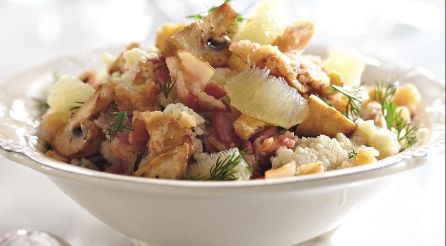 Рецепт с грибами шампиньонами рецепт пошагово
