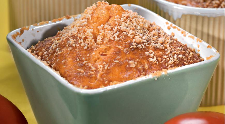 Куриное суфле рецепт пошагово в домашних условиях