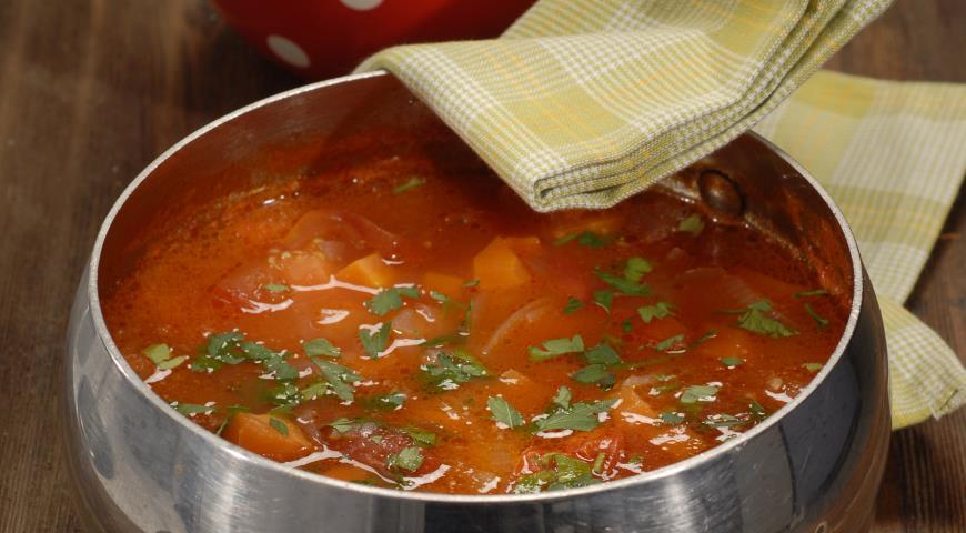 Как приготовить томатный суп в домашних условиях 760