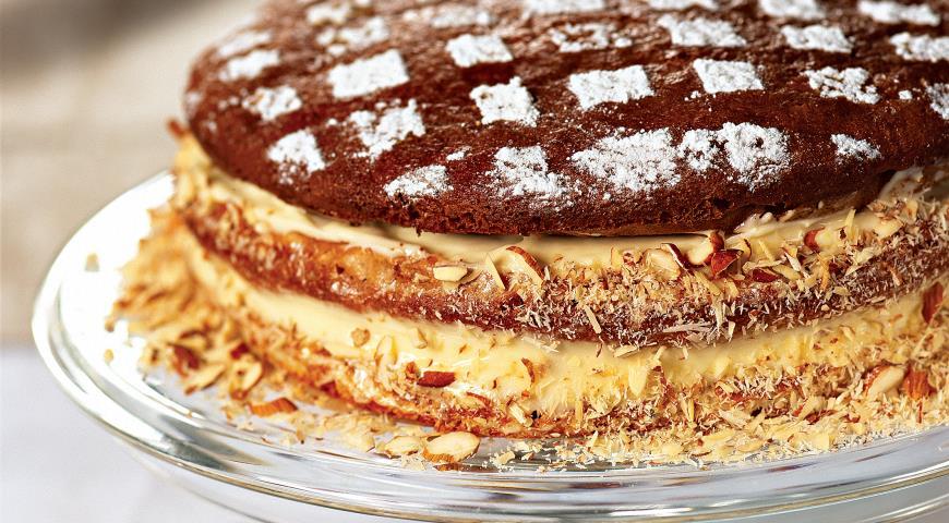торт домашний рецепты с фото