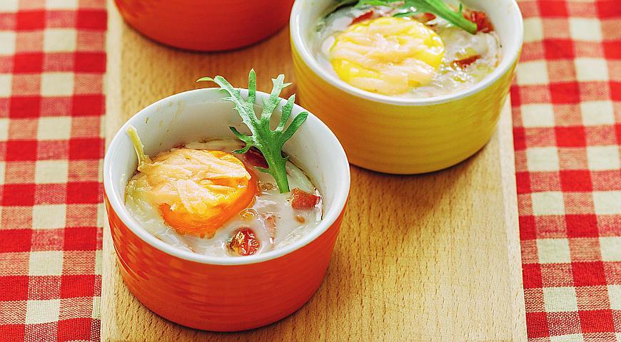 Яйца на завтрак рецепт пошагово
