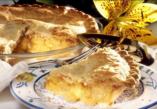 Яблочный пирог | Рецепты с фото