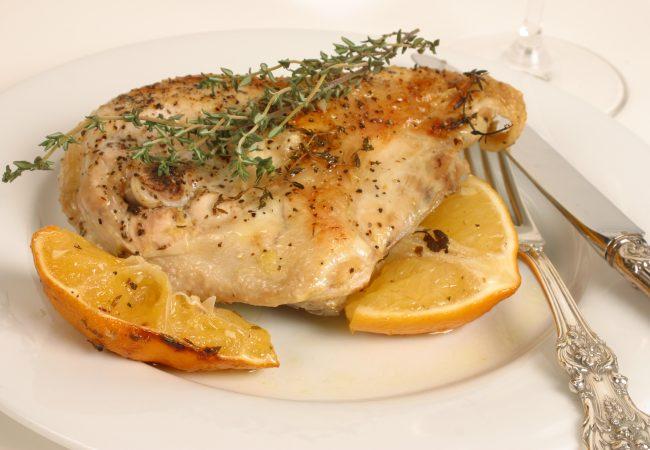 Грудки куриные с лимоном | Рецепты с фото
