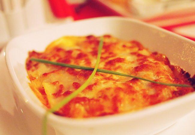Лазанья с овощами | Рецепты с фото