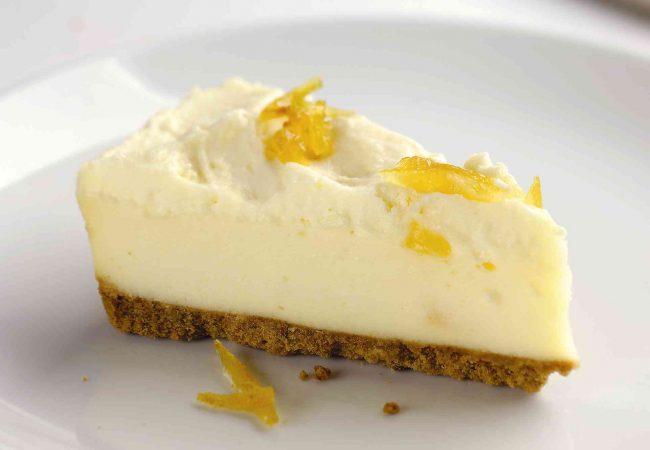 Лимонный чизкейк | Рецепты с фото