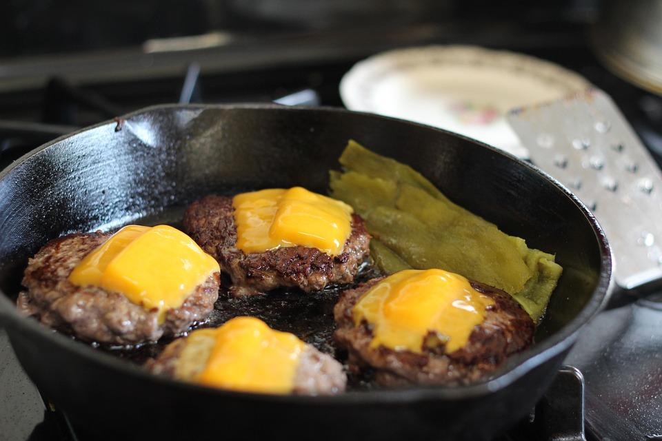 Основной сырный бургер | Рецепты с фото