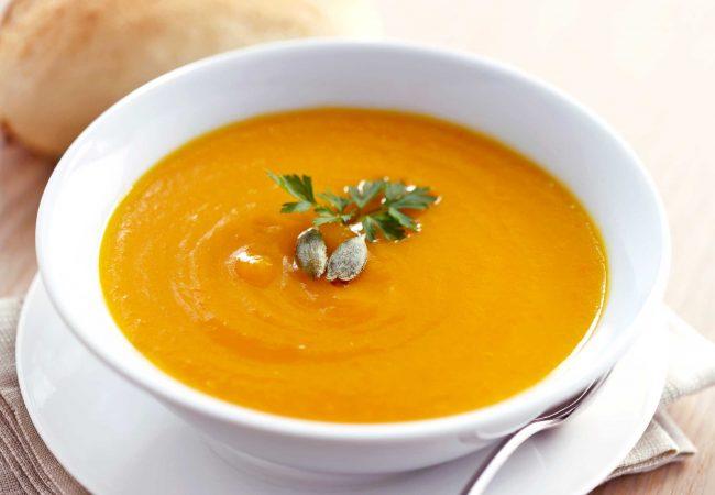 Суп - пюре из тыквы | Рецепты с фото