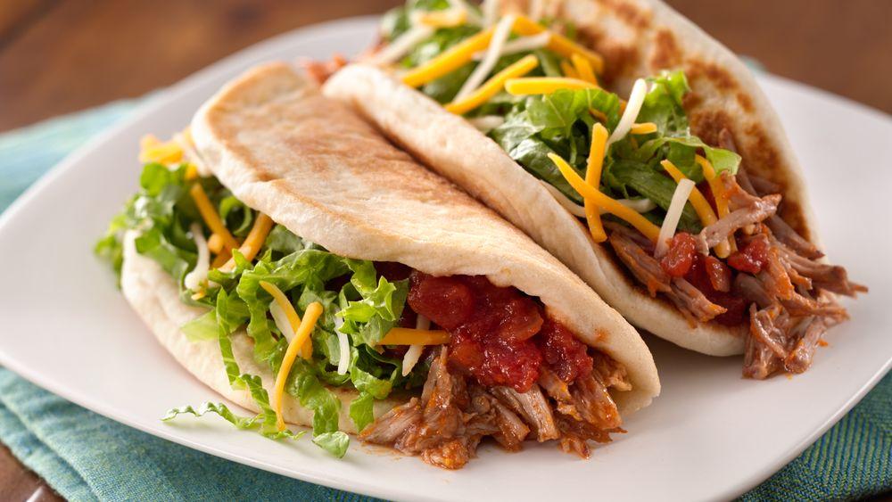 Тако по - мексикански | Рецепты с фото