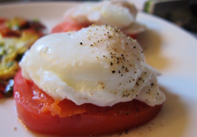 Яйца пашот по-американски | Рецепты с фото