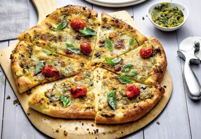 "Пицца ""Дженовезе"" | Рецепты с фото"