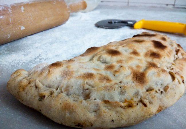Пицца Кальцоне | Рецепты с фото