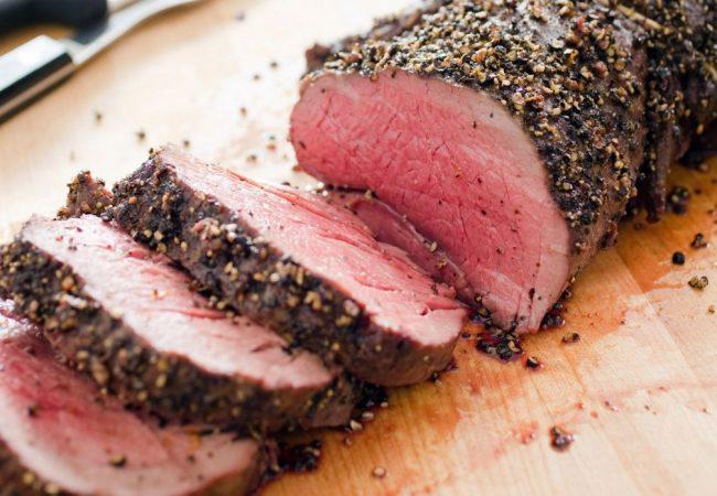 Свинина в черном перце | Рецепты с фото