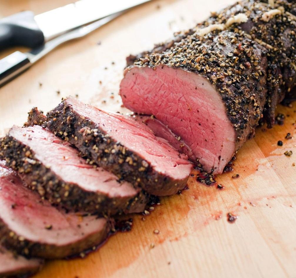 Свинина в черном перце   Рецепты с фото