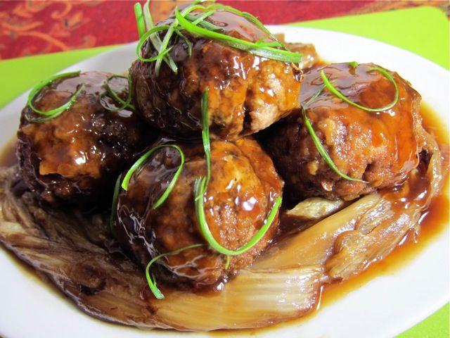 Тефтели по - китайски | Рецепты с фото