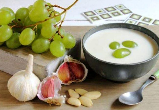 Ахобланко, испанский миндальный суп | Рецепты с фото