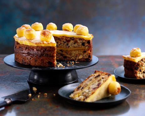 Английский пасхальный пирог | Рецепты с фото