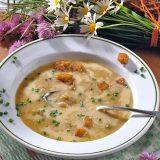 Брот суппе (хлебный суп) | Рецепты с фото