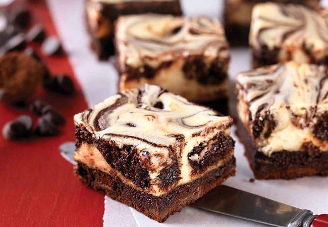 Чизкейк Брауни | Рецепты с фото