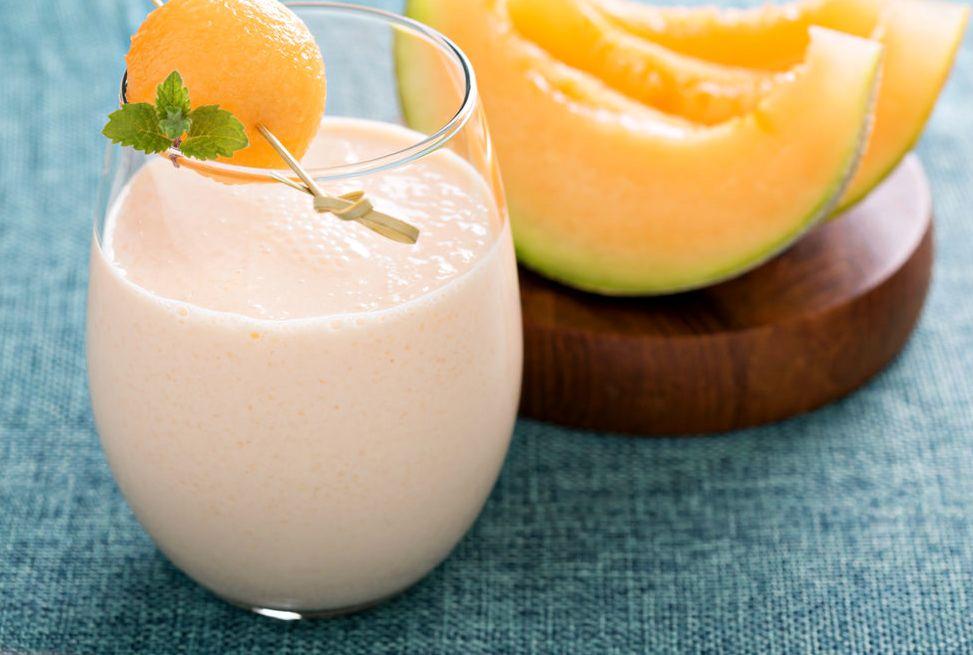 Дыня с молоком диета