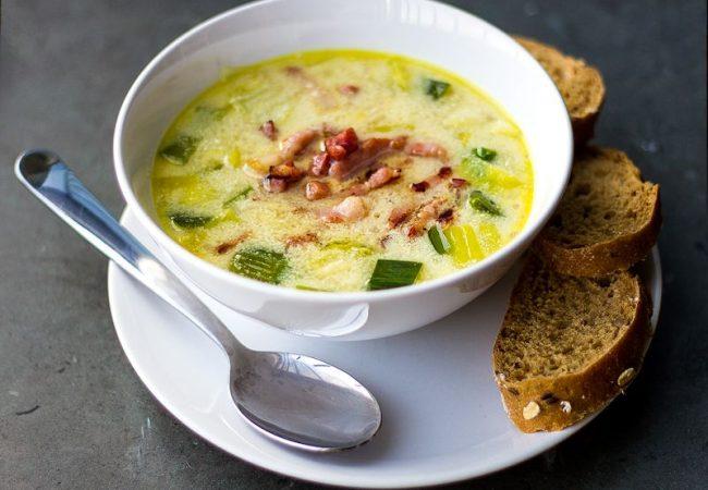 Голландский горчичный суп | Рецепты с фото