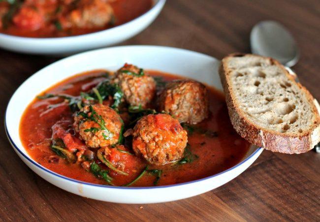 Голландский суп с фрикадельками | Рецепты с фото