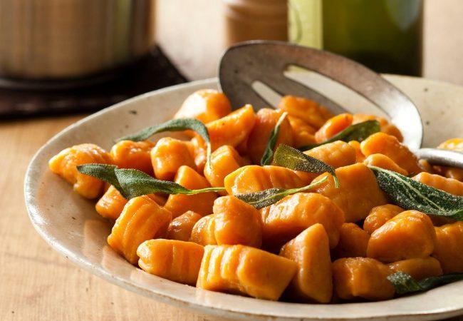 Картофельные ньокки с тыквой | Рецепты с фото