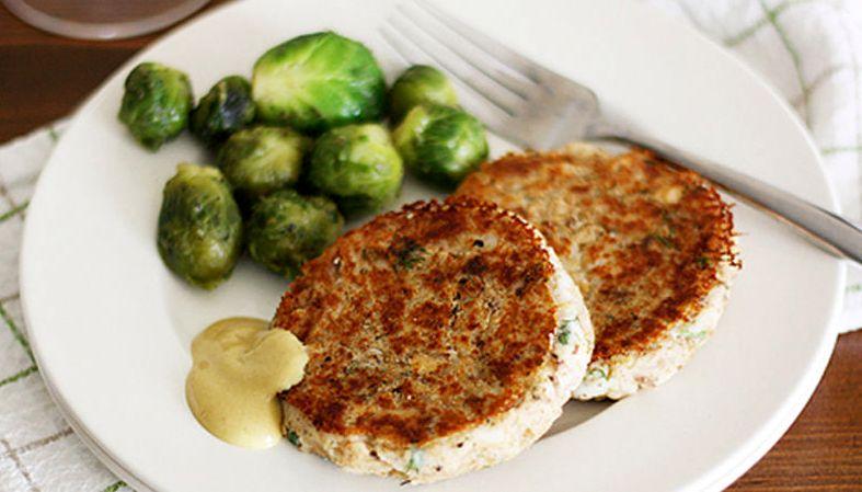 Картофельные пирожки с лососем | Рецепты с фото