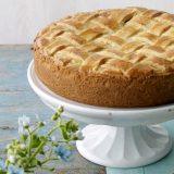 Пастьера наполетана (неаполитанский пасхальный пирог), пасхальный итальянский пирог, пастьера, пасхальный пирог, пасхальный итальянский пирог пастьера