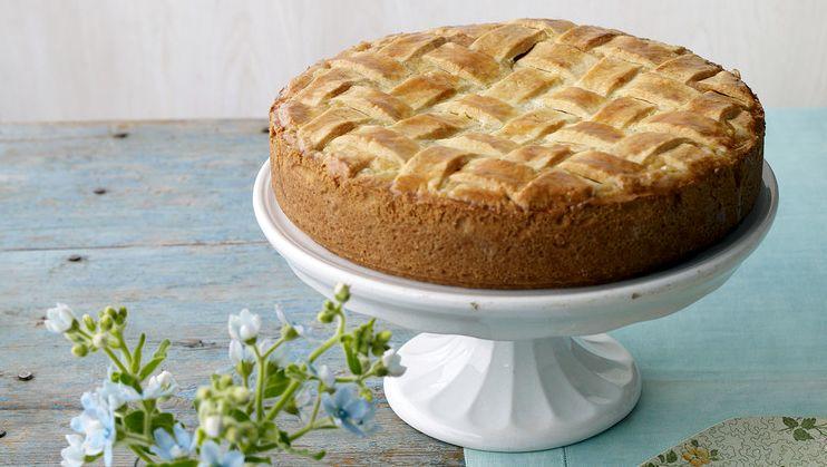 Пастьера наполетана (неаполитанский пасхальный пирог) | Рецепты с фото
