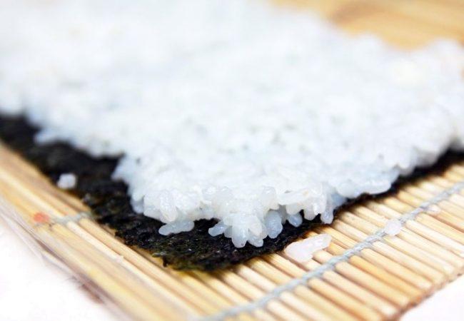 Рис для суши (сумеши), рис для суши, японская кухня, японские суши, суши