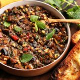Сицилийская капоната | Рецепты с фото