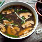 Суп мисо с утиной грудкой | Рецепты с фото