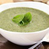 Суп-пюре из брокколи с курицей | Рецепты с фото