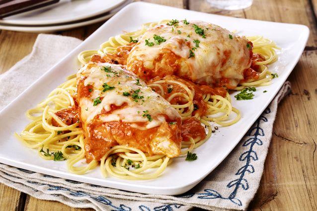 Цыпленок Пармезан | Рецепты с фото
