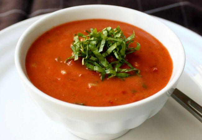 Томатный Гаспачо | Рецепты с фото