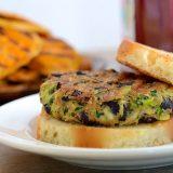 Тост с котлетой из кабачка | Рецепты с фото