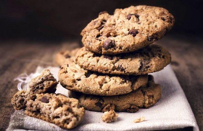 американское печенье, американское печенье с шоколадом, американский десерт, печенье, печенье с шоколадом