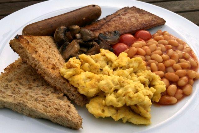 Английский завтрак | Рецепты с фото