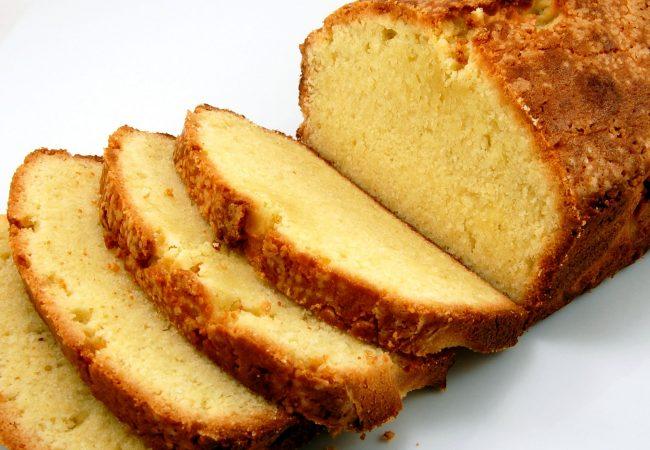 Апельсиновый кекс | Рецепты с фото
