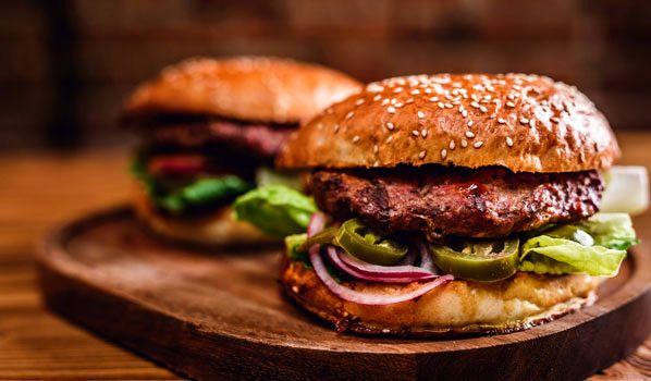 Бургеры избаранины | Рецепты с фото