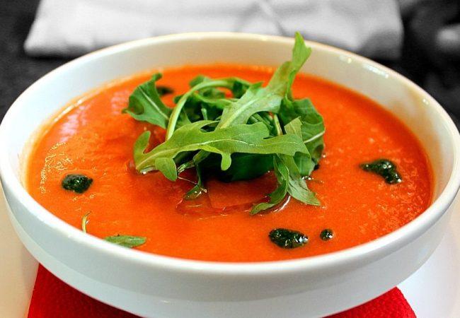 Суп Гаспачо | Рецепты с фото