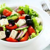 Салат греческий | Рецепты с фото