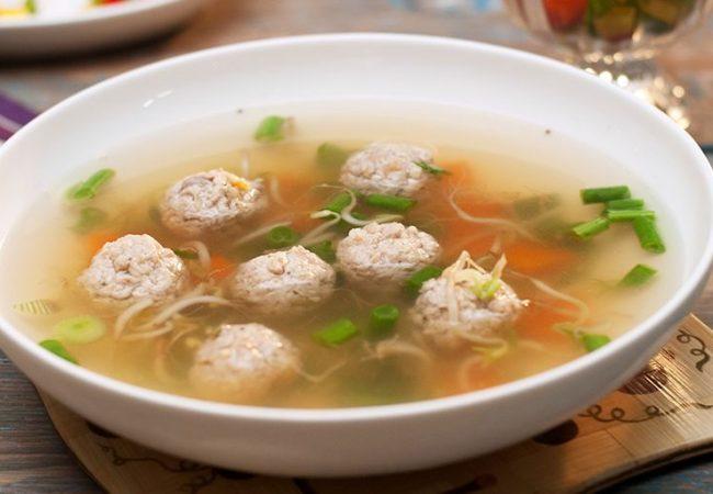 Итальянский суп с фрикадельками | Рецепты с фото