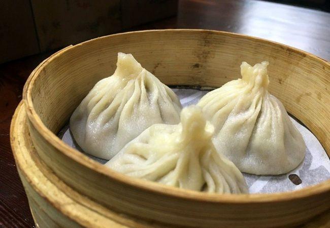 Китайские пельмени | Рецепты с фото
