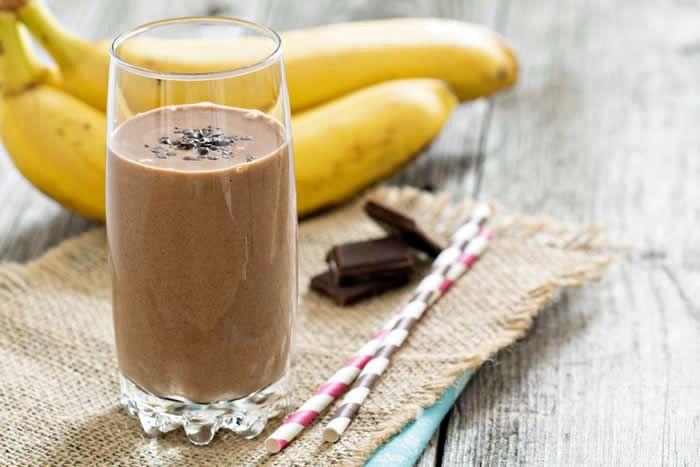 Кофейно-шоколадный смузи с кардамоном | Рецепты с фото